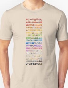 Emoji by colors T-Shirt