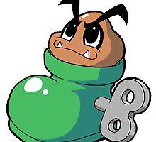 Super Mario Bros. - Kuribo's Shoe Goomba by 57MEDIA