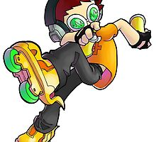 Jet Set Radio - Beat JET GRIND RADIO by 57MEDIA