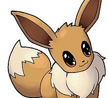 Pokemon - Eevee by 57MEDIA