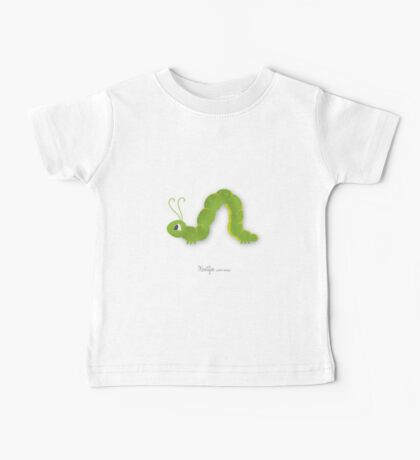 The Little Caterpillar Baby Tee