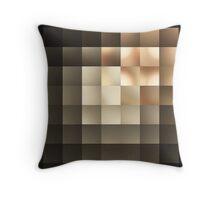 Fragments #2 Throw Pillow