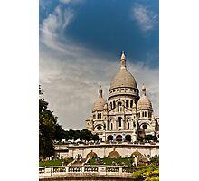 Le Sacre Coeur,Paris. Photographic Print