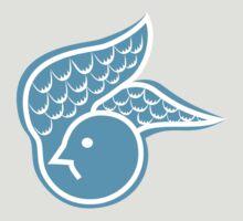 Blue Bird by pencilplus