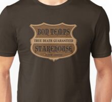 BON TEMPS STAKEHOUSE Unisex T-Shirt