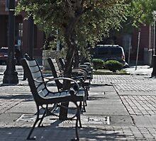 Take a seat by Gabriel Scott