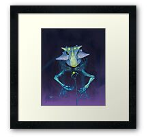 Electric Parrot (Psittacosaurus sibiricus) Framed Print