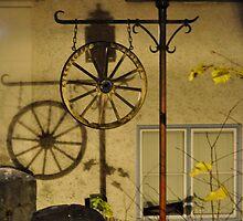 double wheels by Jari Hudd