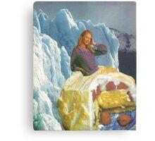 Bombshell Alaska Canvas Print