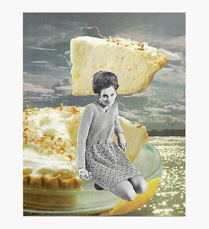 Cheesecake Lake Photographic Print