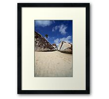 Virgin Gorda - Untouched Paradise Framed Print