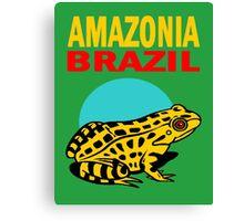 AMAZONIA, BRAZIL Canvas Print