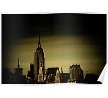 Empire State Buliding Poster