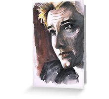 Justin Hartley, featured in Group Gallery -Art and Photograph, Art Universe Greeting Card