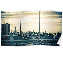 Welcome 2 Manhattan Poster