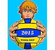 Water Polo 2015 Photographic Print