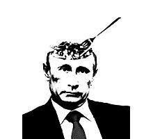 Vladimir Poutine - Vladimir Putin Pun Photographic Print
