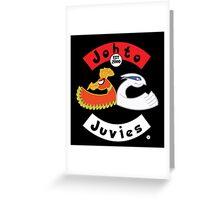 Johto Juvies Greeting Card