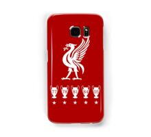 Liverpool FC Champions League Samsung Galaxy Case/Skin