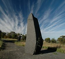Spike ,Barossa Sculpture Park, South Australia by muz2142