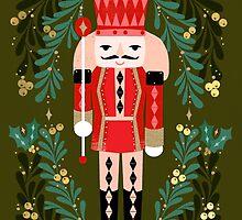 Nutcracker by Andrea Lauren  by Andrea Lauren