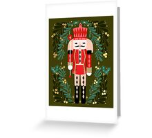Nutcracker by Andrea Lauren  Greeting Card
