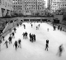 Rockefeller Winter by berndt2