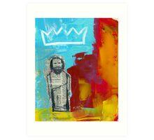 The Gift Giver: King Art Print