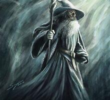 Gandalf by Svenja Gosen