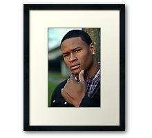 Brandon Williams Framed Print