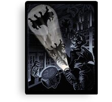 BAT SIGNAL Canvas Print