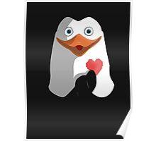 Penguin's Love Poster