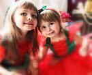 Fairy Girls -Santa's Helpers- by Evita