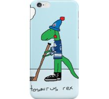 Torontosaurus Rex iPhone Case/Skin