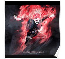 Hachimon Tonkou No Jin! Poster