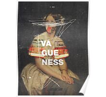 Vagueness Poster