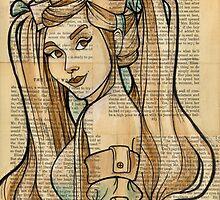Iron Woman 4 by Karen  Hallion