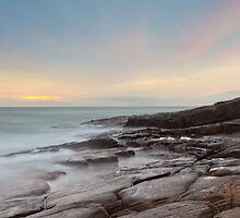 Pink Point Arkwright Panorama by Martin Canning