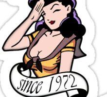 Sailor Sweetheart Sticker