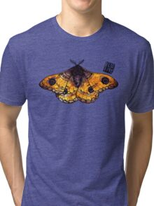 The Moth  Tri-blend T-Shirt