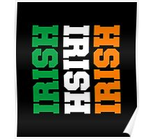Irish Colors Poster