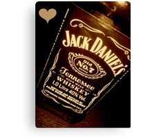 For the love of Jack! Canvas Print