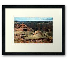 Grand Canyon South Rim Framed Print