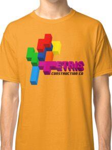 ETRIS CONSTRUCTION CO Classic T-Shirt