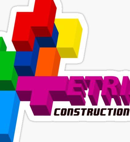 ETRIS CONSTRUCTION CO Sticker