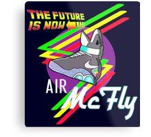 Air McFly  Metal Print