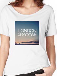 London Grammar Women's Relaxed Fit T-Shirt