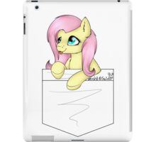 Fluttershy Pocket iPad Case/Skin