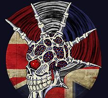 Punk Skull - Union Jack BG by SquareDog