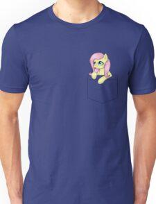 Fluttershy Pocket Unisex T-Shirt